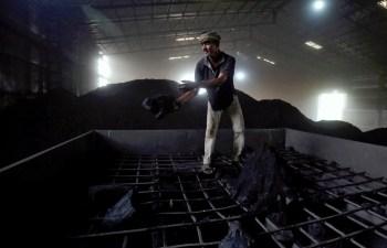 india coal supply