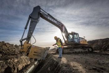 line 3 pipeline construction