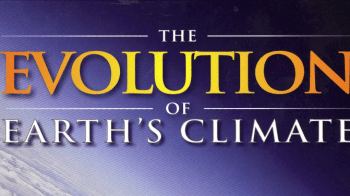 Introduction and Acknowledgment: Evolution of the Earth's Climate