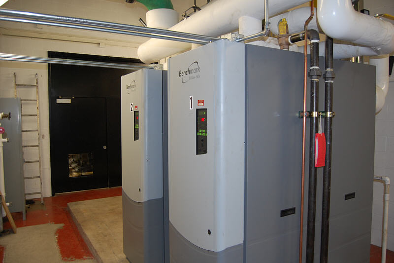 Residential Steam Boiler Controls