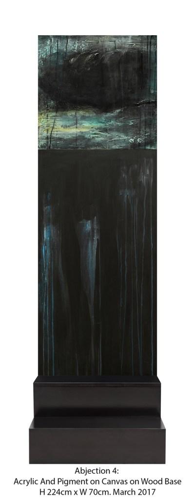 Abjection 4. Artist: Mary Eighteen