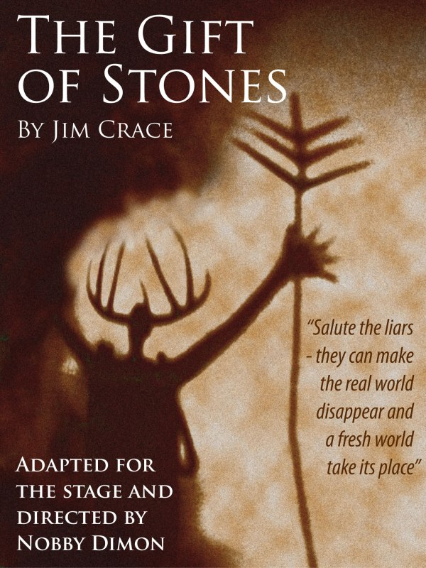 Design for North Country Theatres' production of 'The Gift of Stones'. Artist: Andy Thursfield