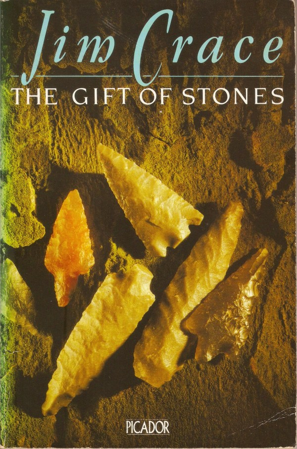 Cover to The Gift of Stones,