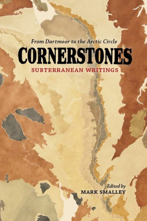 Cornerstones cover, by Little Toller Books