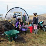 Berneray Community Polycrub_2016