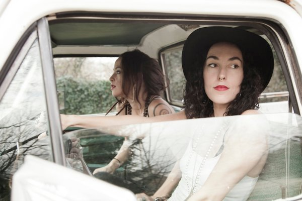 Rising Appalachia: Leah and Chloe Smith