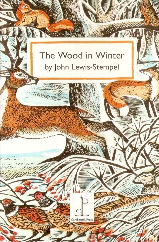 Showing the cover of 'The Wood in Winter'