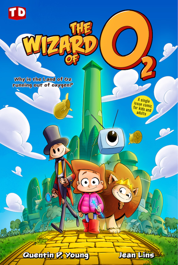 Wizard of O2 by Quentin Young