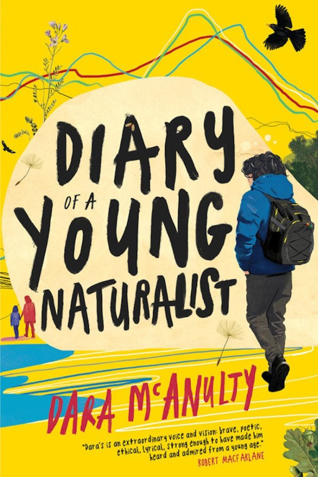 Diary of a Young Naturalist, celebrating the natural world.