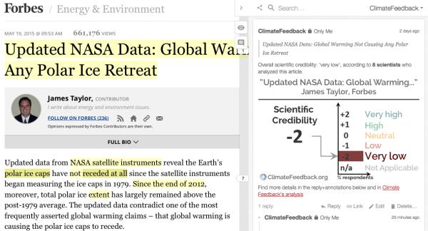 """Analysis of """"Updated NASA Data: Global Warming Not Causing ..."""