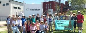 2017 Climate Pilgrimage, Schiller Station, Portsmouth, NH
