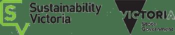 Sustainability Victoria logo