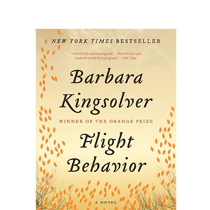 Flight Behaviour bookcover
