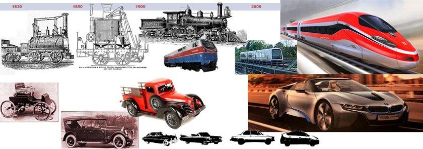 train-evolution850