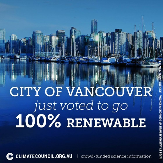 100% renewables and the 'yes but' (3/6)