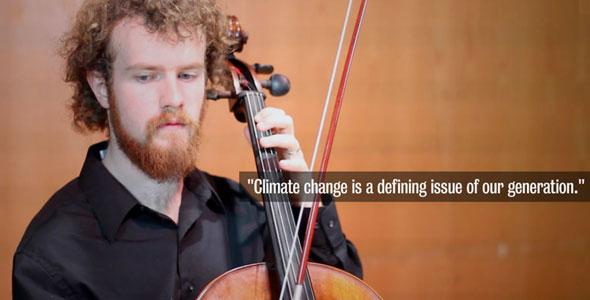 Concerned musicians communicate climate problems (6/6)