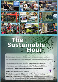 The Sustainable Hour about energy, people and power (3/3)