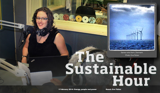The Sustainable Hour about energy, people and power (1/3)