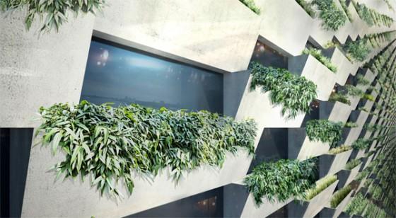 Amager-Bakke-windows