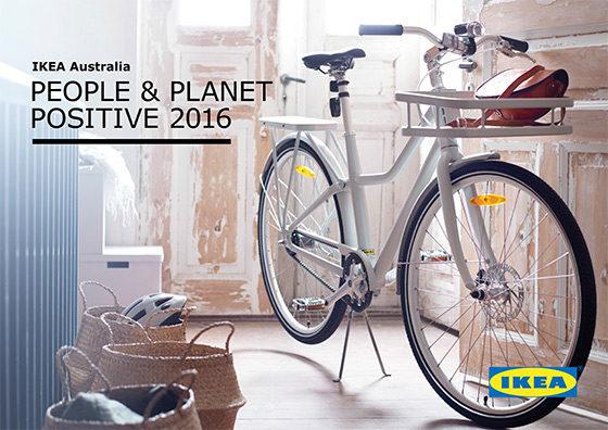 IKEA Australia sustainability report cover