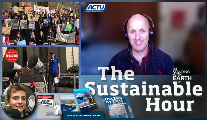 The Sustainable Hour no 364 with Mark Wakeham
