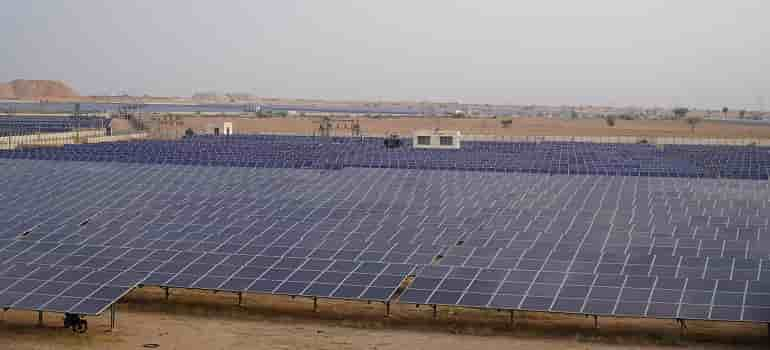 ASECOL commissions 50 MW solar power plant in Chitrakoot, UP