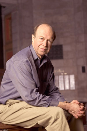 Dr James Hansen, NASA