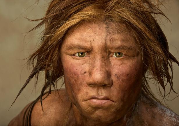 Neanderthal Boy
