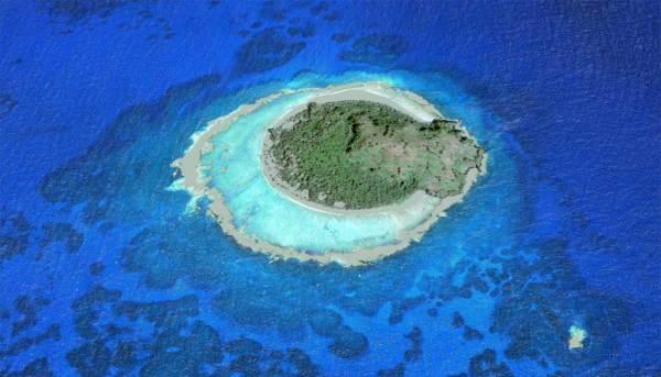 Anuta Island.