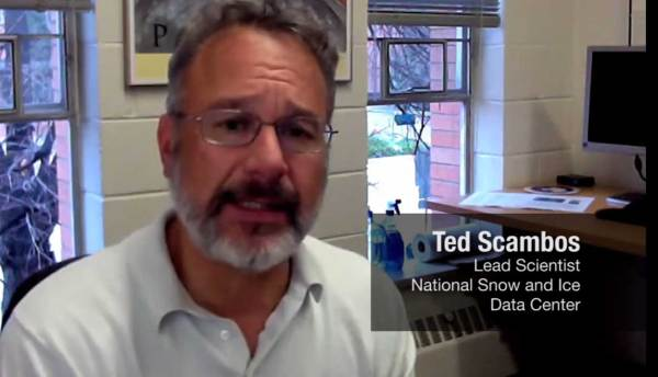 Ted Scambos on new Antarctic Ice Study insights – Climate ...