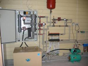 Монтаж отопительного оборудования в Бельцах