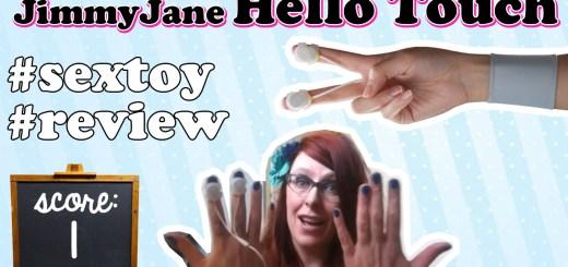Dit is een afbeelding van jimmyjane hello touch