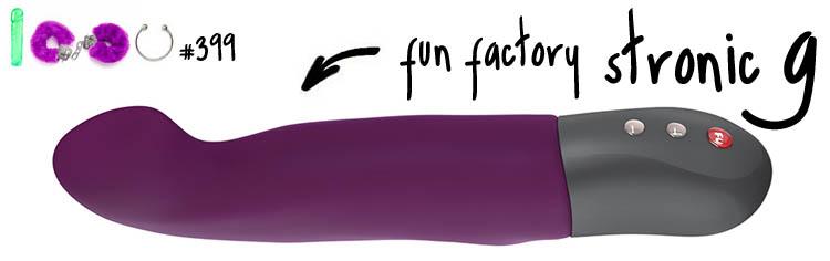 Dit is een afbeelding van fun factory stronic g