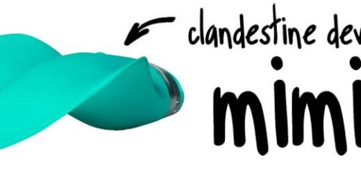 Dit is een afbeelding van clandestine devices mimic 1