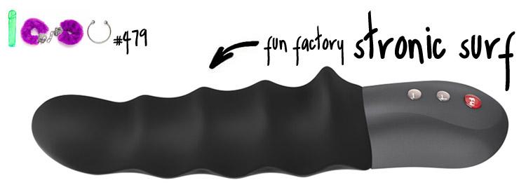 Dit is een afbeelding van stronic surf fun factory review test