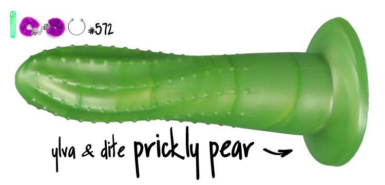 Dit is een afbeelding van ylva dite prickly pear dildo