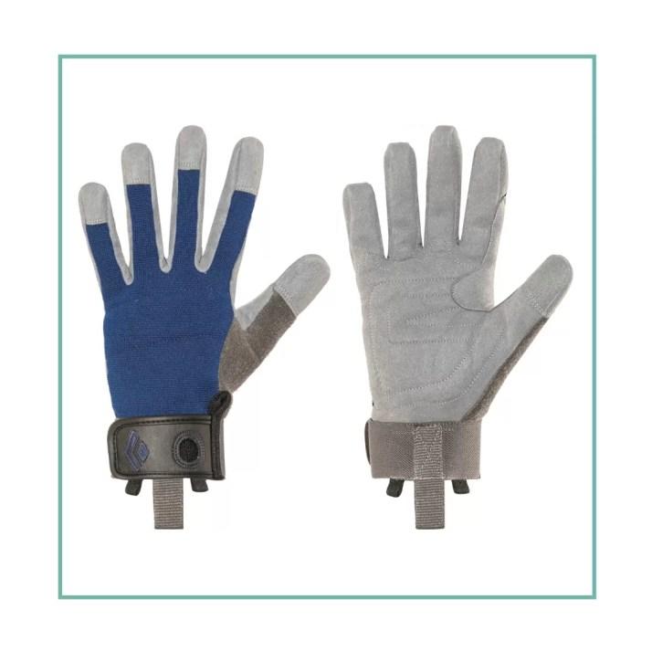 Rękawiczki do via ferrat i asekuracji Black DIamond