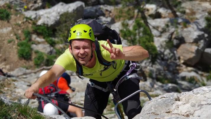 Na Hohe Wand w Austrii znajdzie się coś dl a osób lubiących sportowe wyzwania.