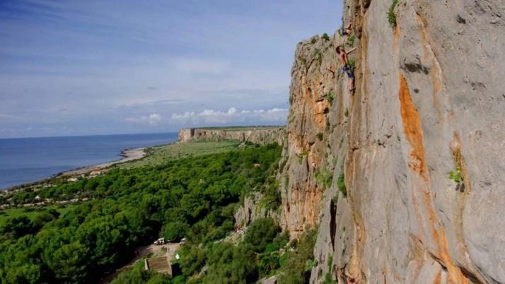Warsztaty wspinaczkowe we Włoszech - Sycylia