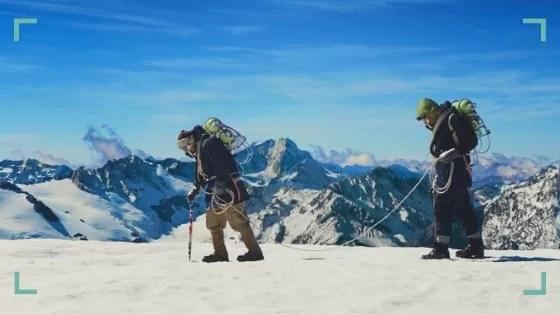 Kadr z filmy Everest - poza krańcem świata, zdjęcie: Wyborcza