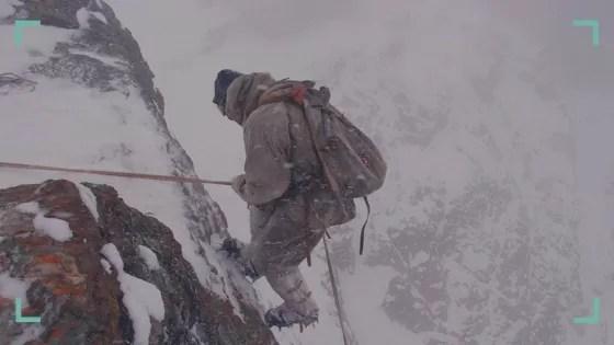 Kadr z filmu Wspinaczka, źródło: Moviesroom