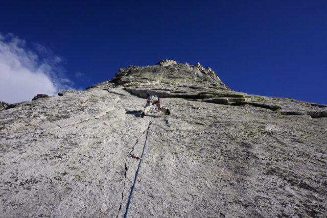 Tenaya Peak Lead