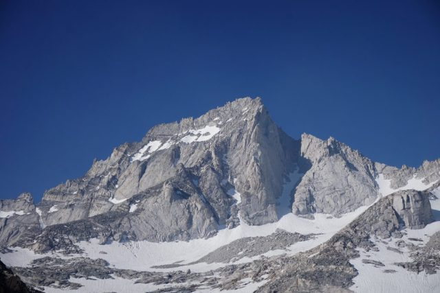 North Arete from Dade Lake