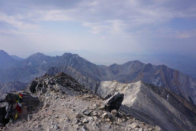Borah Summit Views