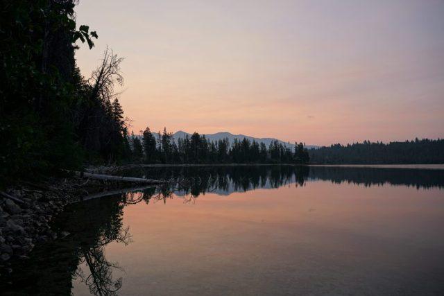 Petite Lake Sunrise