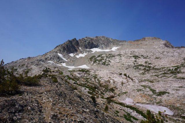 Snowyside Peak Scramble