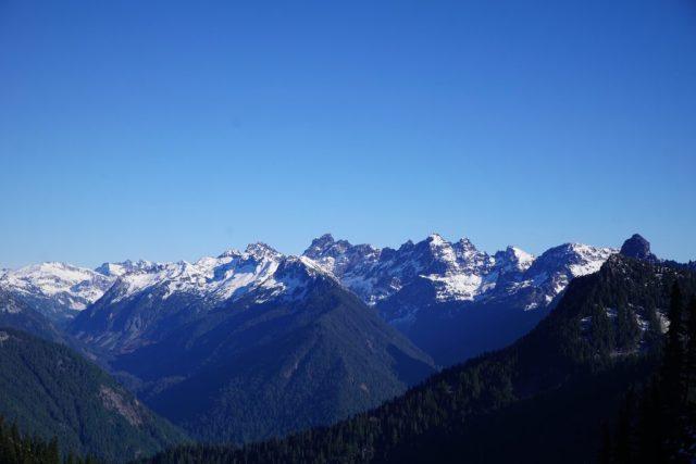 Alpine Lakes Peaks