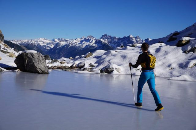 Alpine Ice Rink