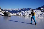 Alpine Ice Rink