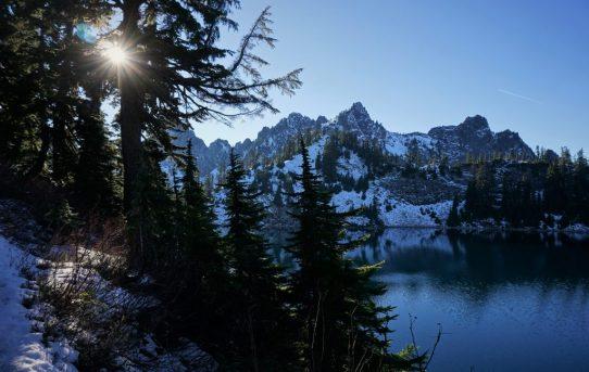 Pratt-Melakwa-Snow Lakes Loop